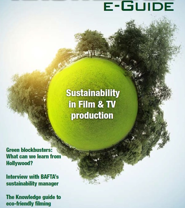The Knowledge's latest E-Guide Showcases Green Production Practice
