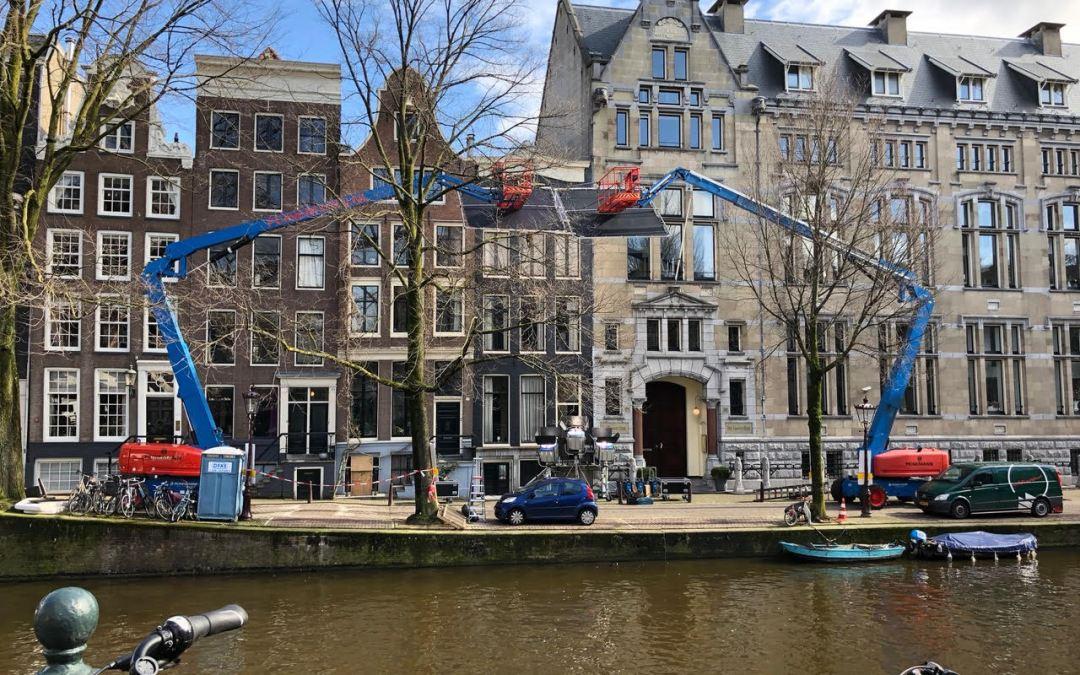 Zo doe je dat: Amerikaanse producties draaien duurzaam in Nederland