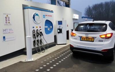 In opkomst: Rijden op waterstof