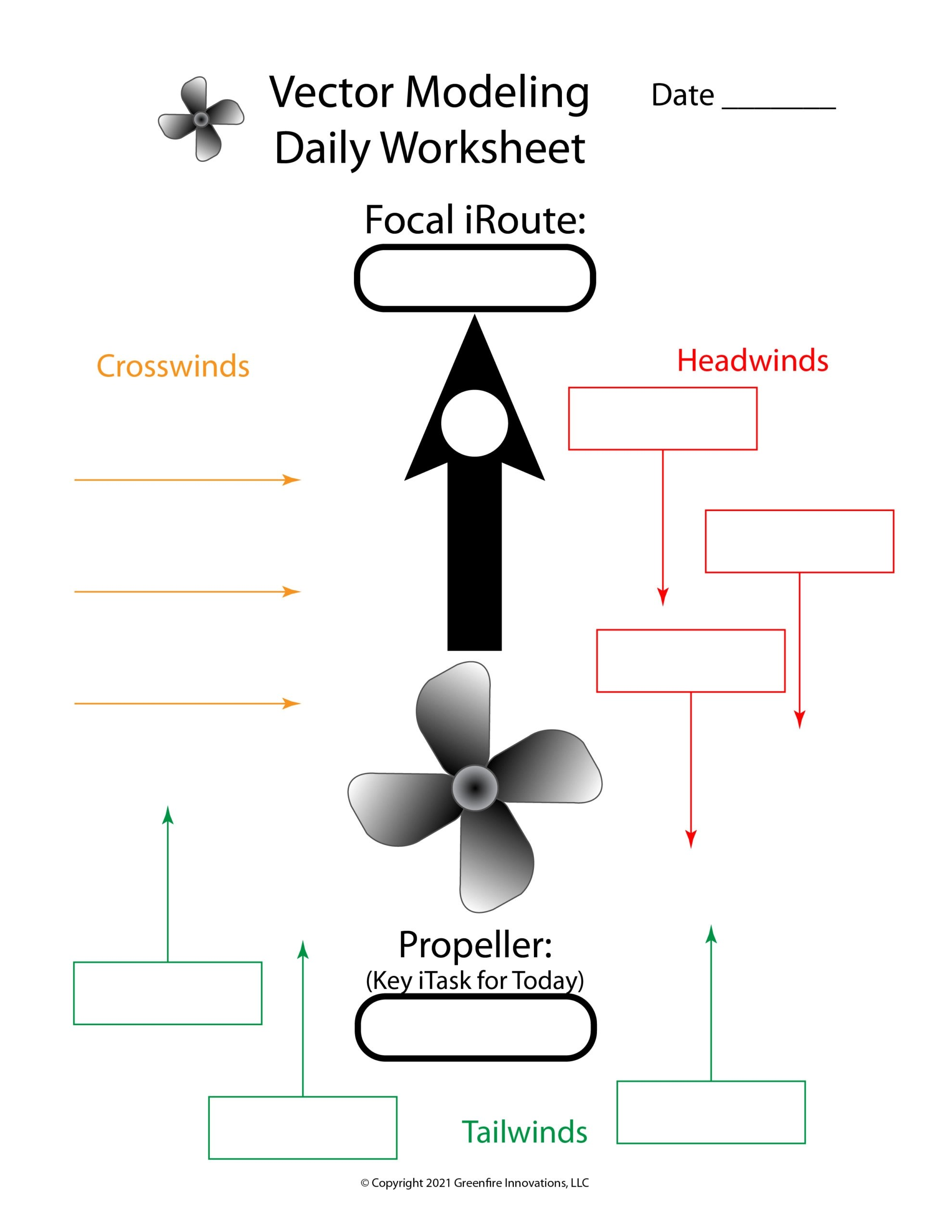 iconVectorModelingDailyWorksheet