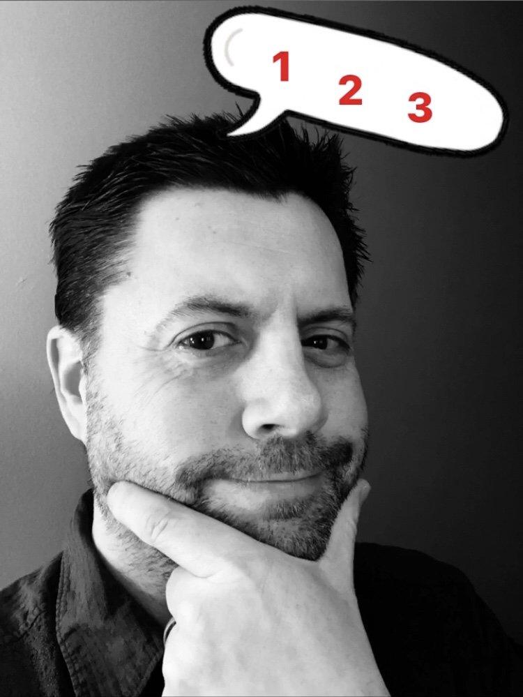 Eric Beschinski - 3 Thoughts
