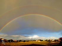 Double Rainbow Marina di Ragusa (Rg) 2011