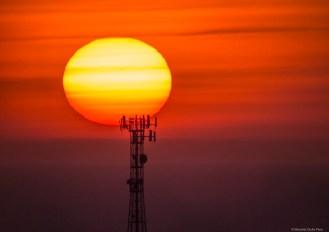 7 - Sunset 25 April 2017, Marina di Ragusa, Sicily