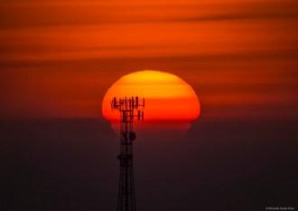 40 - Sunset 25 April 2017, Marina di Ragusa, Sicily