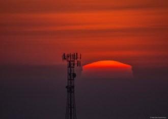 123 - Sunset 25 April 2017, Marina di Ragusa, Sicily