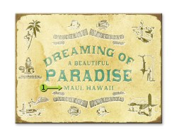 Dreaming of a Beautiful Paradise