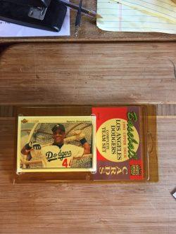 1992 Dodgers Team Set Pack