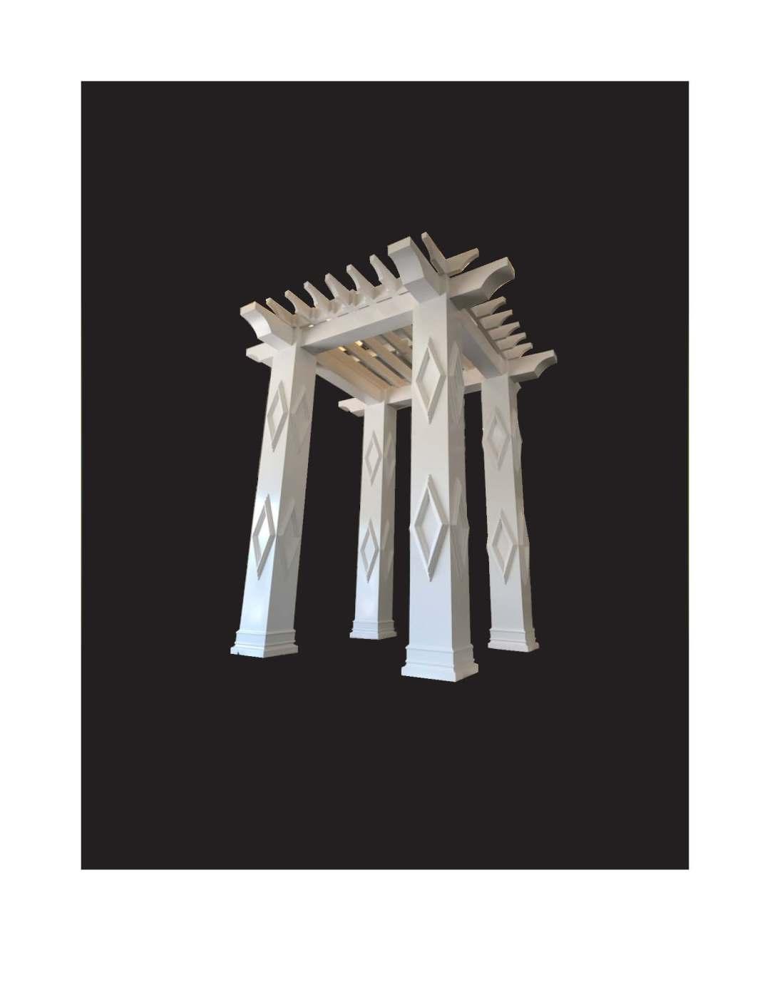 PVC Mouldings