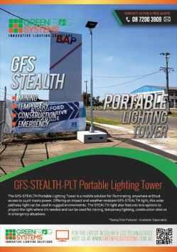 Portable Lighting Tower thumb