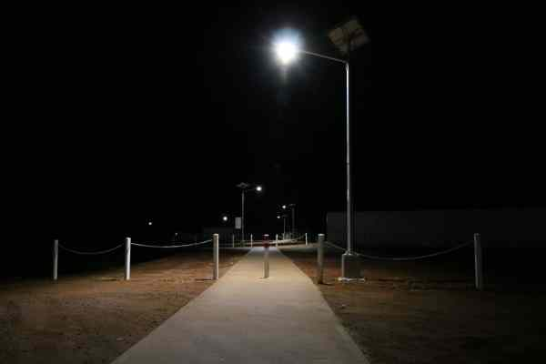 GFS-200-RD solar street lighting