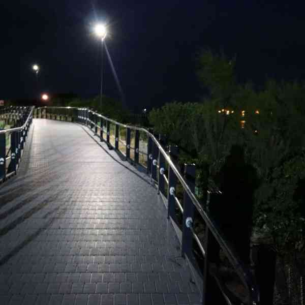 GFS-Stealth solar powered pathway lights