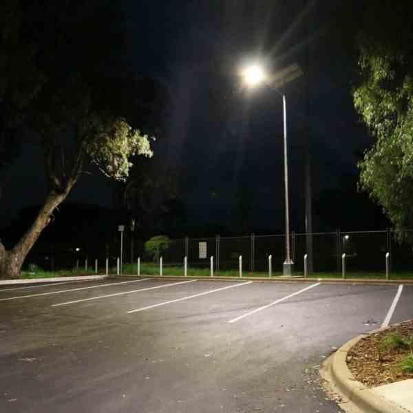 solar car park lighting GFS-400 solar street light