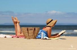Relax on Rocherpan beach