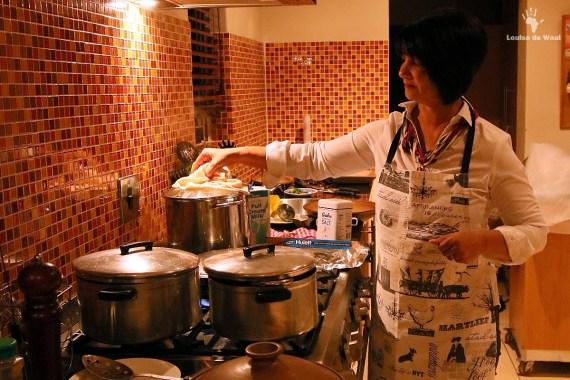 Jenny Cloete home cooking, Paarl