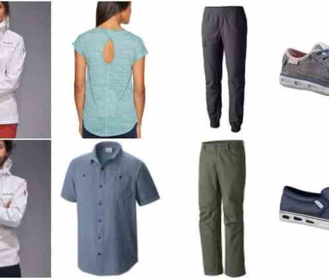 Best Travel Clothing For Hot Humid Weather Columbia Sportswear Via Greenglobaltrvl