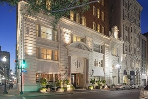 Accomodations in New Orleans- International House