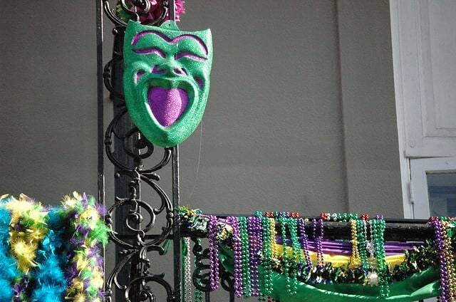 Mardi Gras Traditions- Mardi Gras Beads