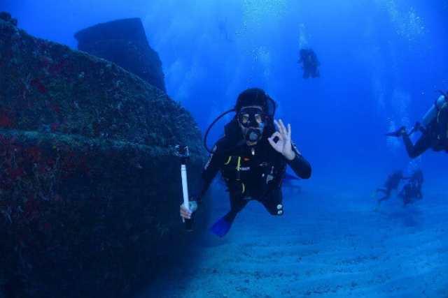 Diving in Taiwan via pixabay