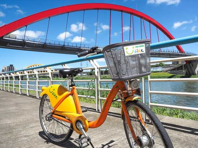 What to do in Northern Taiwan - Rent a bike from Youbike Taipei