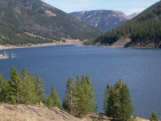 Custer Gallatin National Forest's Earthquake Lake