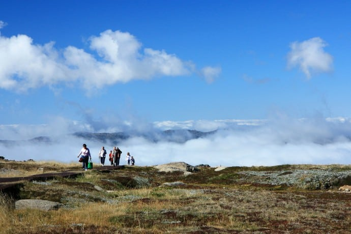 Kosciuszko National Park, one of 10 Great Australian National Parks for Your World Travel Bucket List