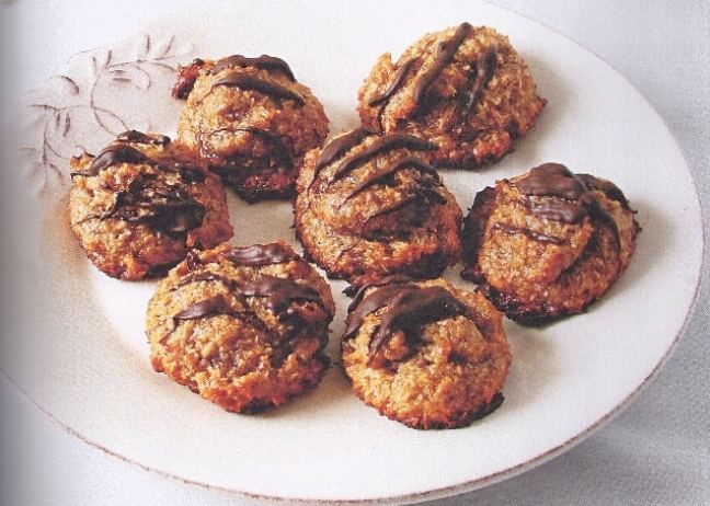 Coconut cookies BESITOS DE COCO