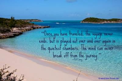 The 25 Most Inspirational Travel Quotes