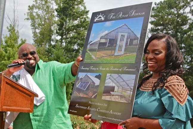 CeeLo Green Launches GreenHouse Foundation With Sister Shedonna Alexander