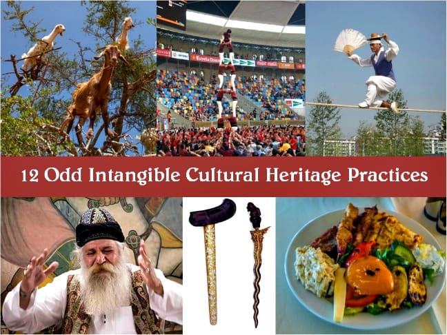 12 Odd Intangible Cultural Heritage Practices UNESCO Protects