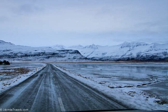 Iceland's Ring Road, by Jennifer Dombrowski
