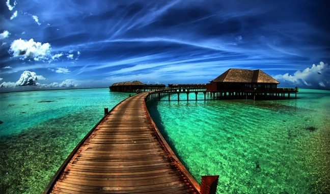Maldives To Become World' s Largest Marine Reserve By 2017