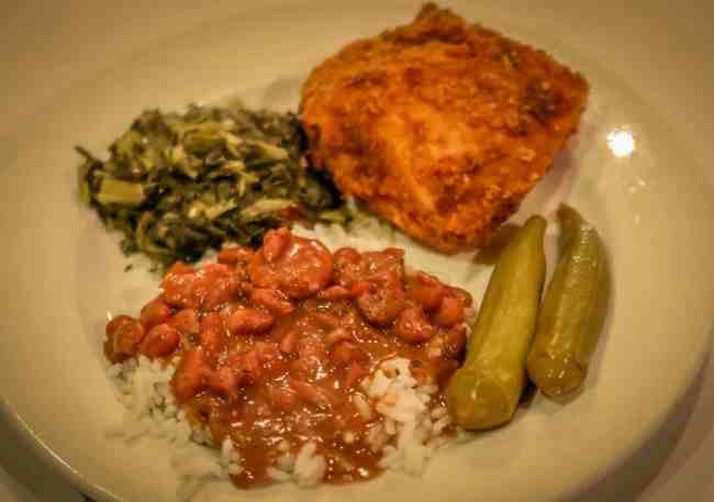 Treme New Orleans: Dooky Chase's Lunch Buffet