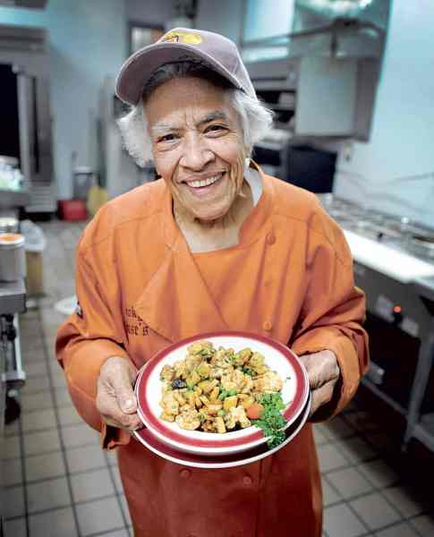 Treme Orleans- Dooky Chase Chef Leah Chase