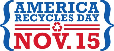 American Recycles Day Logo