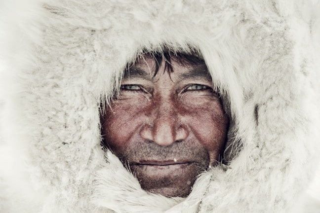 Nenets Man, photographed by Jimmy Nelson in Before They Pass Away