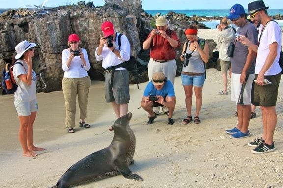 Exploring the Galapagos Islands With Ecoventura