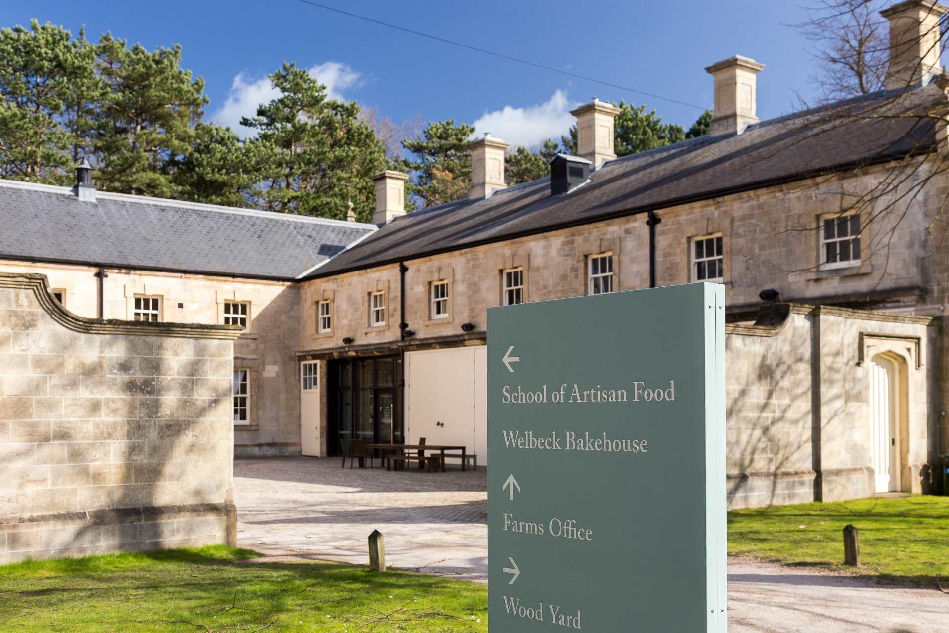 The School of Artisan Food opened its doors in 2009, the first place ever in the UK dedicated solely to the teaching of traditional breadmaking, cheesemaking and butchery skills.