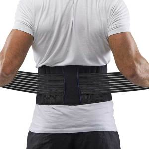Premium Back Support Belt - Green Healing