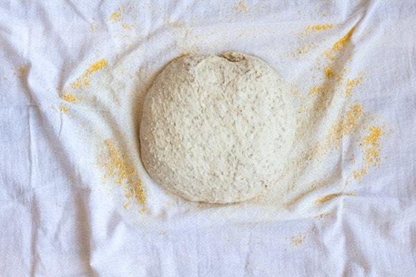 No-Kead-Sesame-Seed-Bread-Prep3