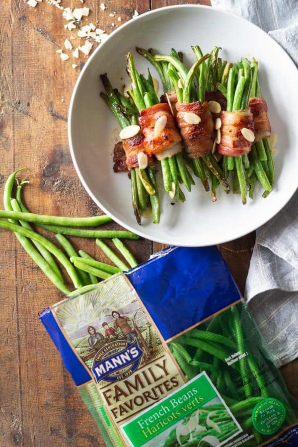French Green Beans Almonds