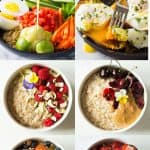 Your favorite healthy Instant Pot Recipes all in one spot. Breakfast, lunch, dinner...the only thing I still need to work on is dessert to add to the list.