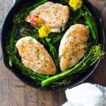 Chicken and Broccolini®