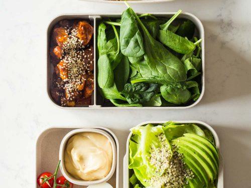 keto diet example food