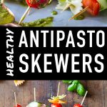 Pin for Antipasto Skewers