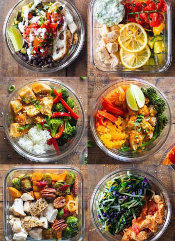 6 Healthy Baked Chicken Breast Recipes