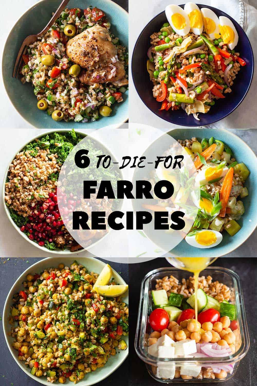 Farro Recipes