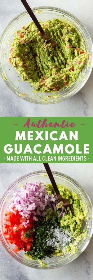 Guacamole Pin Collage