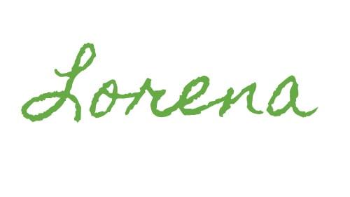 Signature Lorena