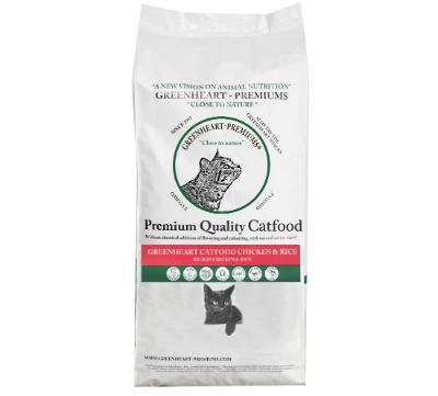 Chicken&Rice Greenheart Premiums