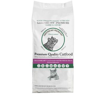 Greenheart Fish&Rice Catfood